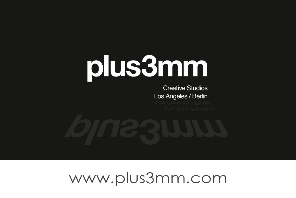 plus3mm - Partner - Assorted Music Records