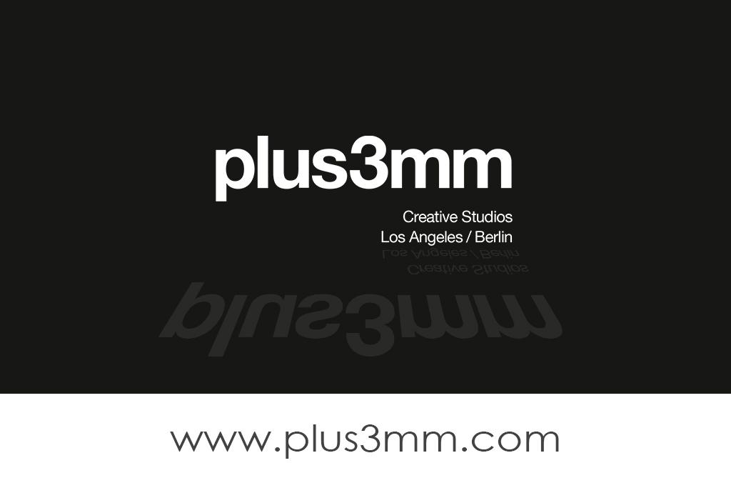plus3mm - Partner - Assorted Music Records